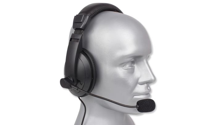 Baofeng Słuchawki K HW01 z mikrofonem Wtyk Ken
