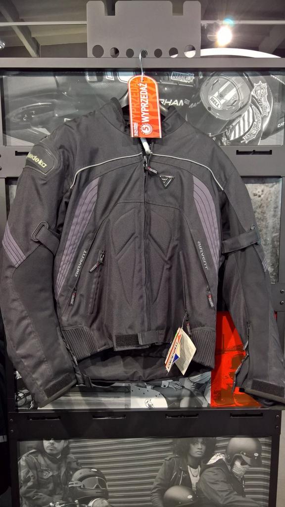Kurtka tekstylna Modeka Shield Pro roz. XXL