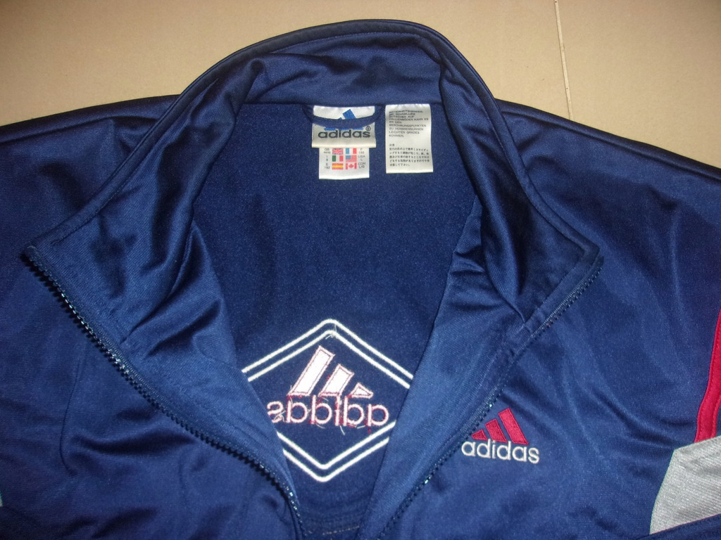 UNIKAT! Bluza Adidas Originals Superstar blue niebieska sst