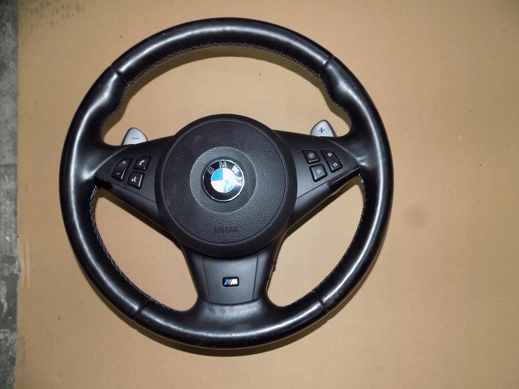 Kierownica Bmw M5 E60 5 0 7708264269 Oficjalne Archiwum Allegro