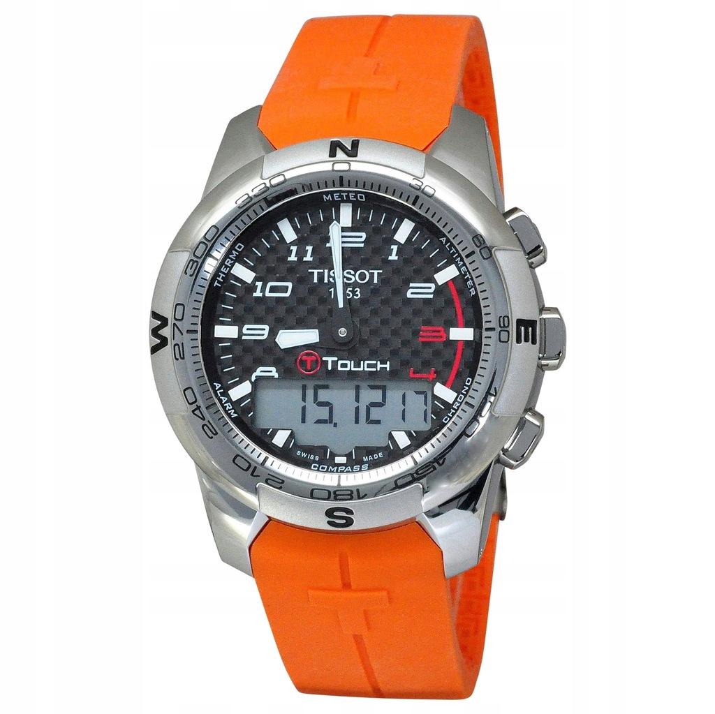 Męski zegarek TISSOT T0474204720701