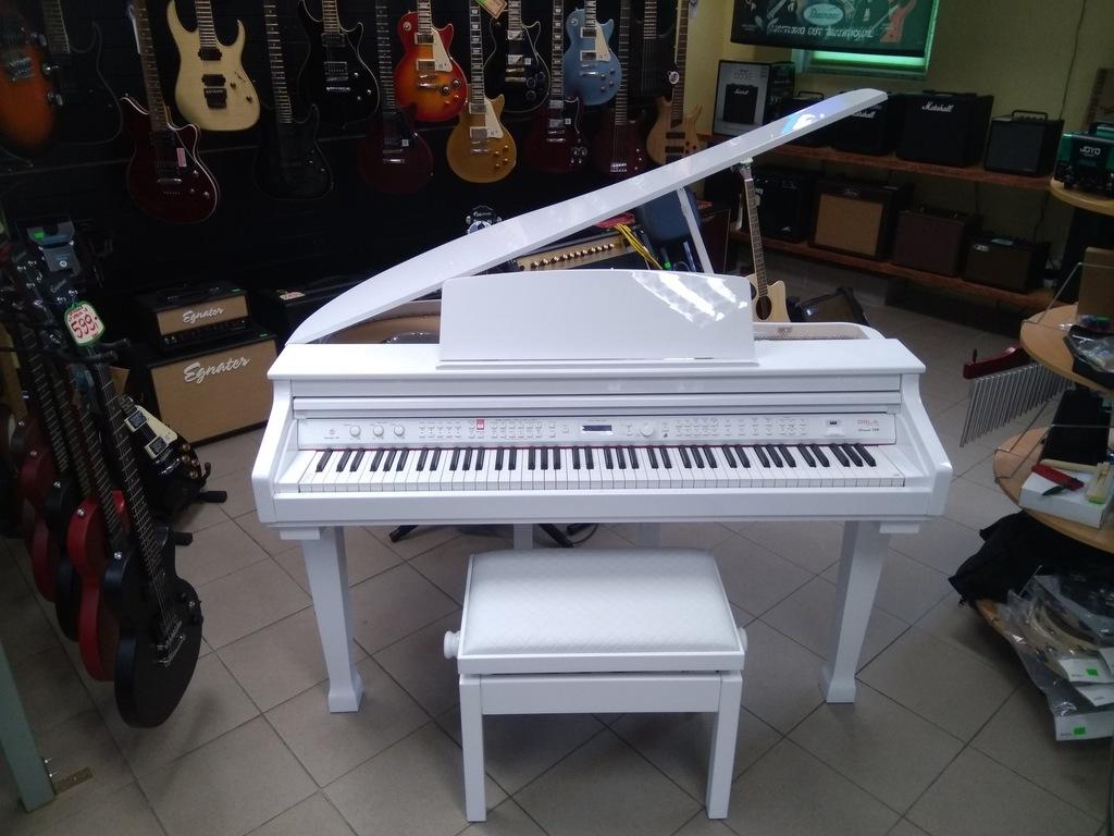 ORLA Grand 120 WH fortepian cyfrowy + Ława GRATIS!