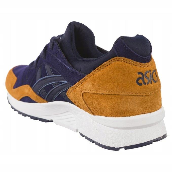 Kolorowe Zamszowe Buty Sportowe Asics rozmiar 44,5