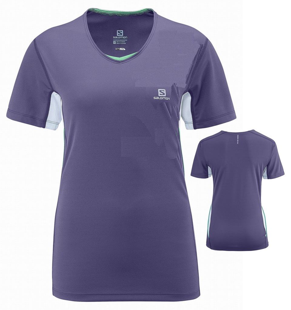 Salomon Start Tee koszulka biegowa damska - M
