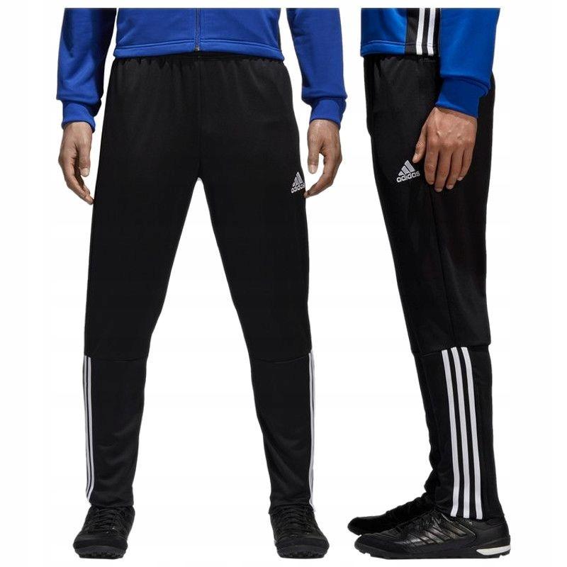 Adidas Spodnie Dresowe Męskie Regista CZ8657 r. M