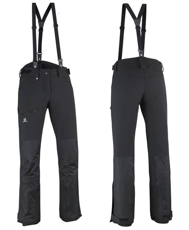 Salomon Hybrid spodnie ski touring damskie - M/L