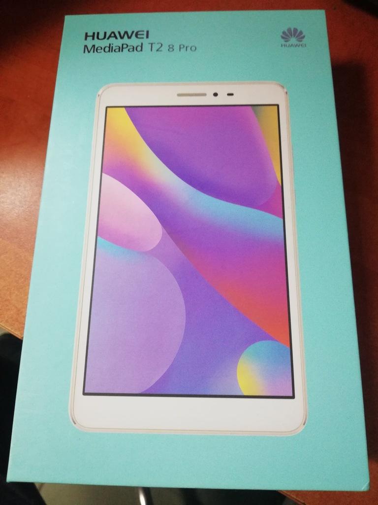 Huawei MediaPad T2 8 Pro NOWY z Orange 18.04