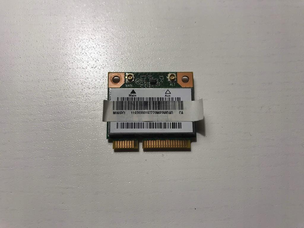 Karta Wifi Sieciowa Wcbn608ah Lenovo G580 7724849555 Oficjalne Archiwum Allegro