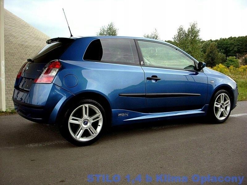 Fiat Stilo 1 4 2005 Tuning Zewnetrzny Jak Abarth 7494852650 Oficjalne Archiwum Allegro