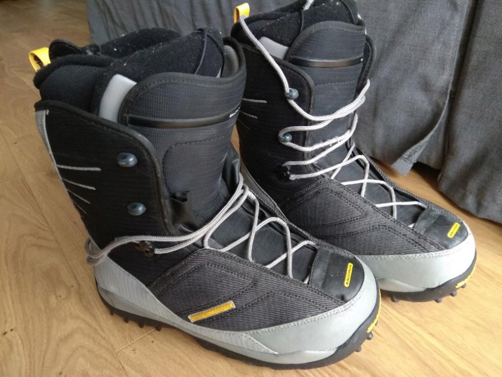 Buty snowboardowe Salomon Solace 45 27.5