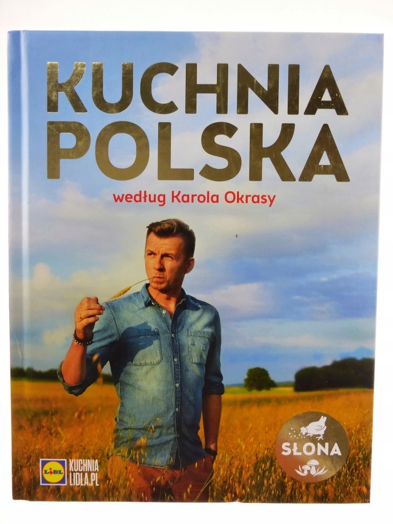 Kuchnia Polska Wedlug Karola Okrasy 7558238779 Oficjalne Archiwum Allegro