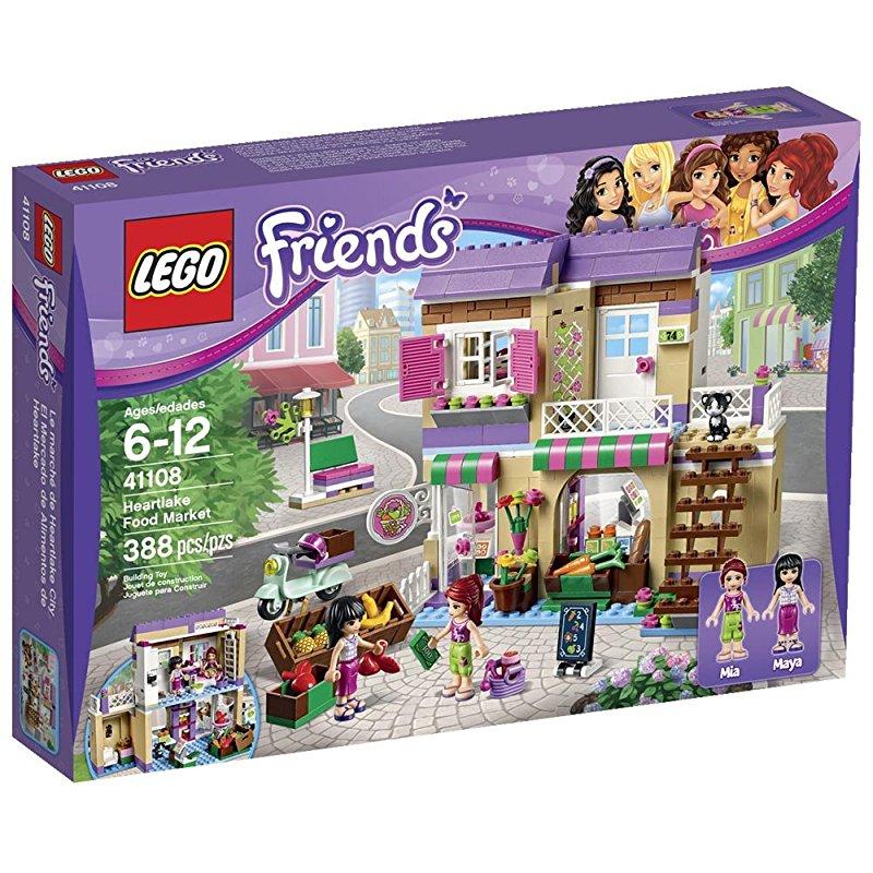KLOCKI LEGO FRIENDS 41108 MIA MAYA SUPERMARKET