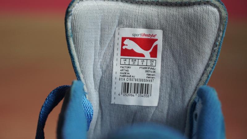 Buty PUMA roz. 37 jak nowe skora