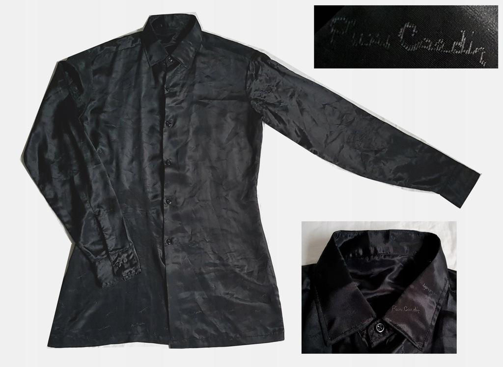 Koszula jedwabna 100% silk Cardin rozm M/L