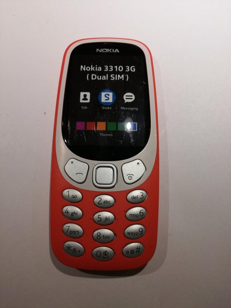 ATRAPA TELEFONU NOKIA 3310 2017 3G