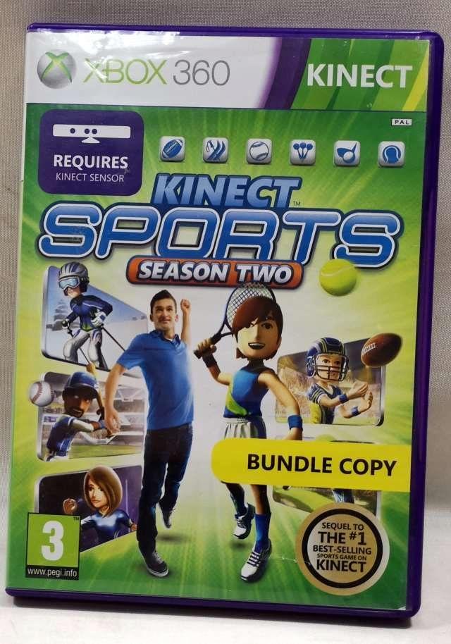 Gra Xbox 360 Kinect Sports 7688299942 Oficjalne Archiwum Allegro