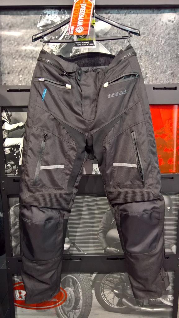Spodnie tekstylne Ozone Ranger roz. S