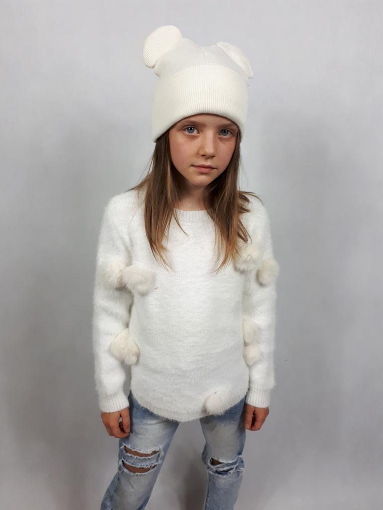 PROMOCJA!! Śliczny sweterek 140cm