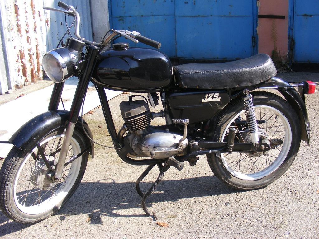 Wsk 125 1979 Sprzedam Zamienie 7133659327 Oficjalne Archiwum Allegro