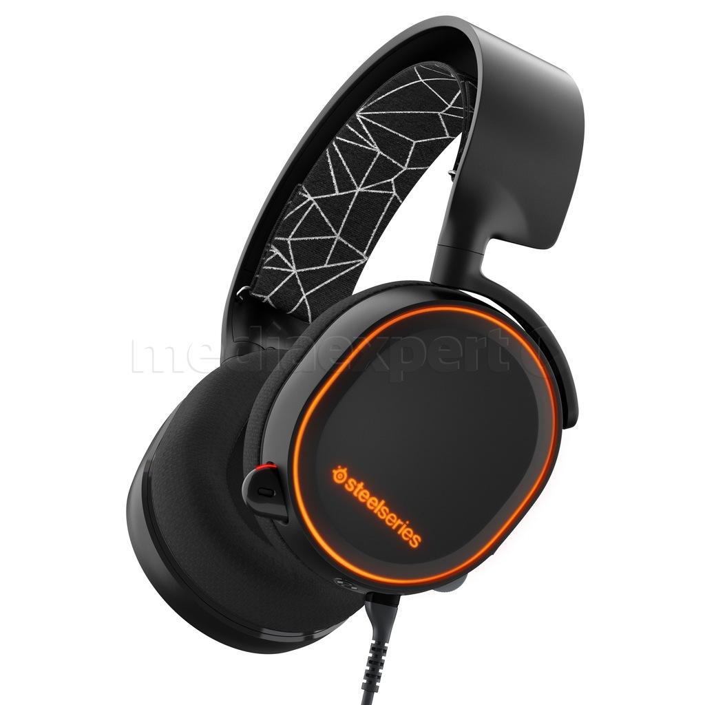 Słuchawki SteelSeries Arctis 5 Black PC