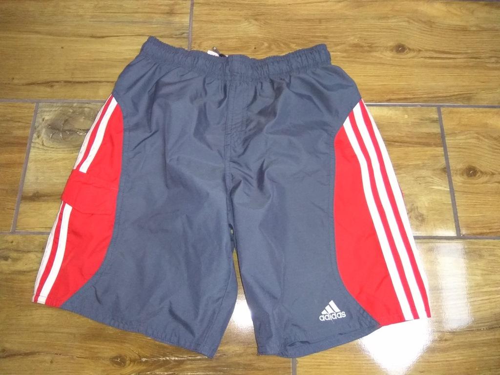 Spodenki Adidas 152 cm, 11 12 lat 7352657126 oficjalne