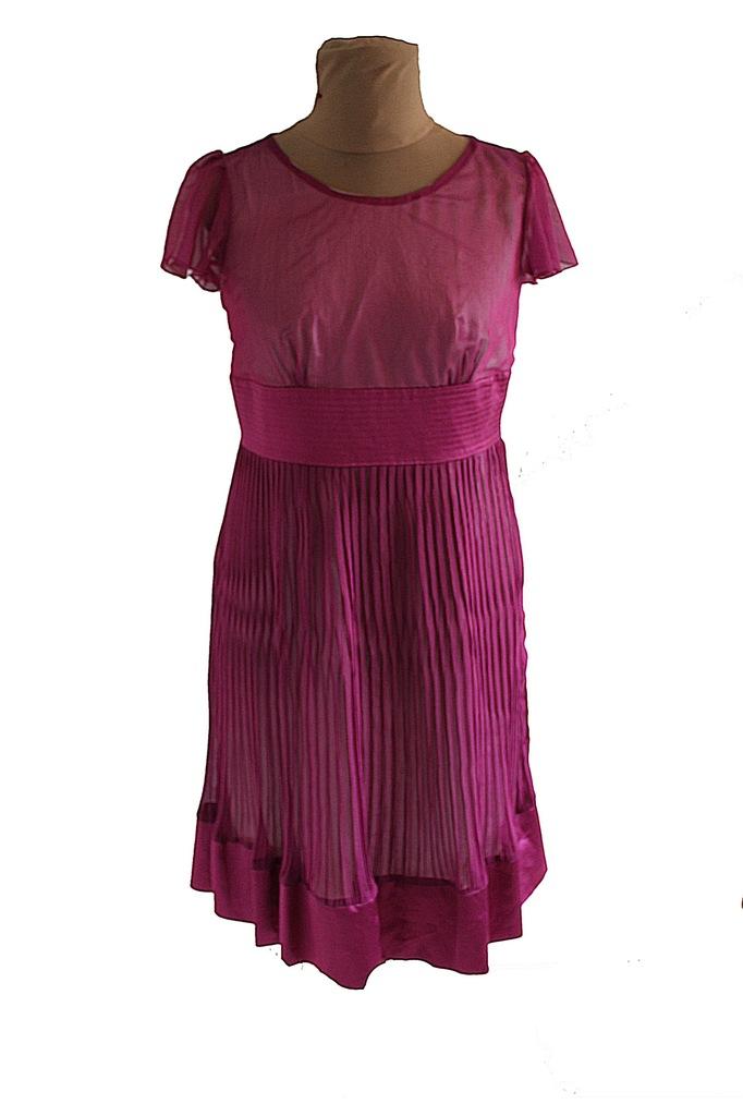SOLEY koktailowa sukienka 42