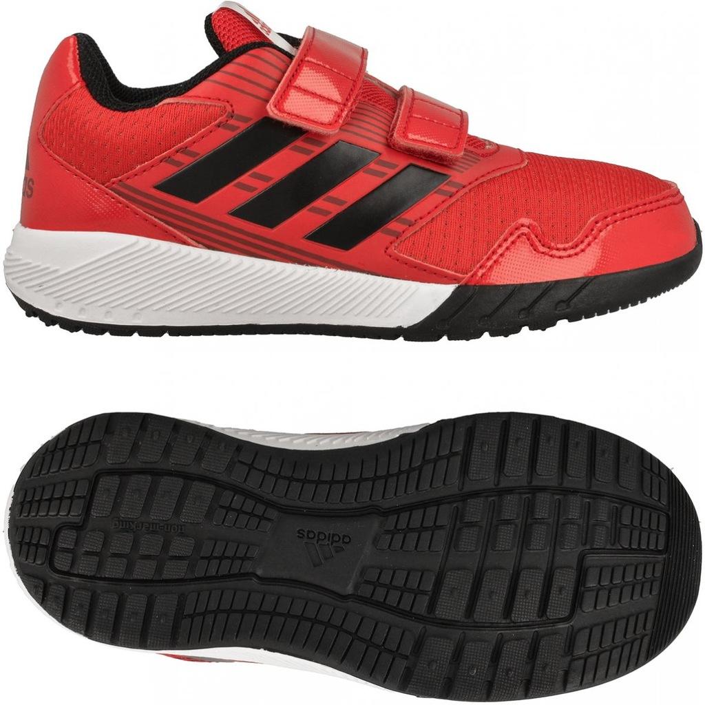 Buty adidas AltaRun K Jr CG3139 33