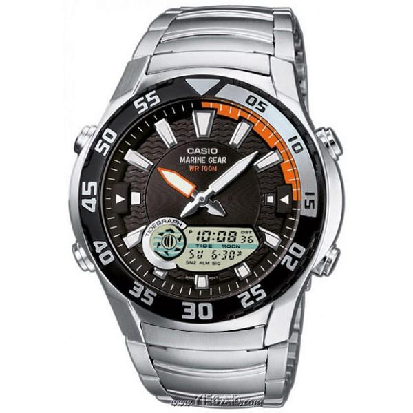 zegarek wędkarski casio allegro