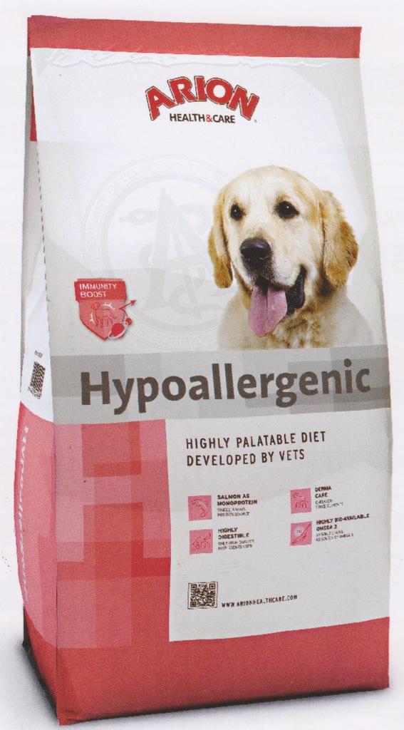 ARION H&C Hypoallergenic 3kg