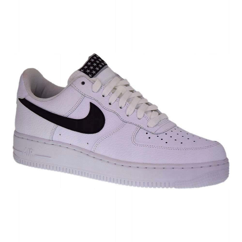 Nike Buty męskie Air Force 1 07 białe r. 44 (AA4083 103) w