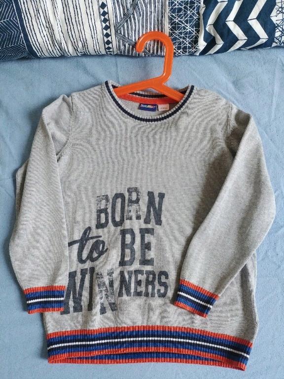 sweterek lupilu 110/116