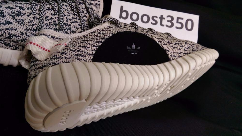 Adidas yeezy 350 boost grey szare niskie buty spor Galeria