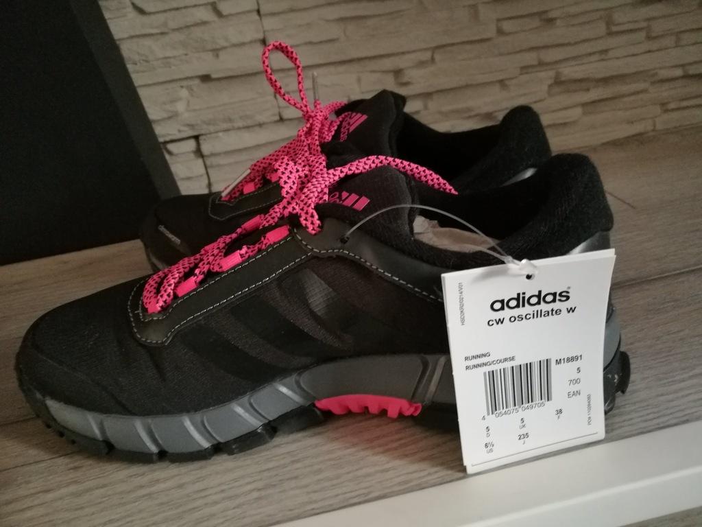 Buty Adidas CW Oscillate M18891 Climawarm r 38