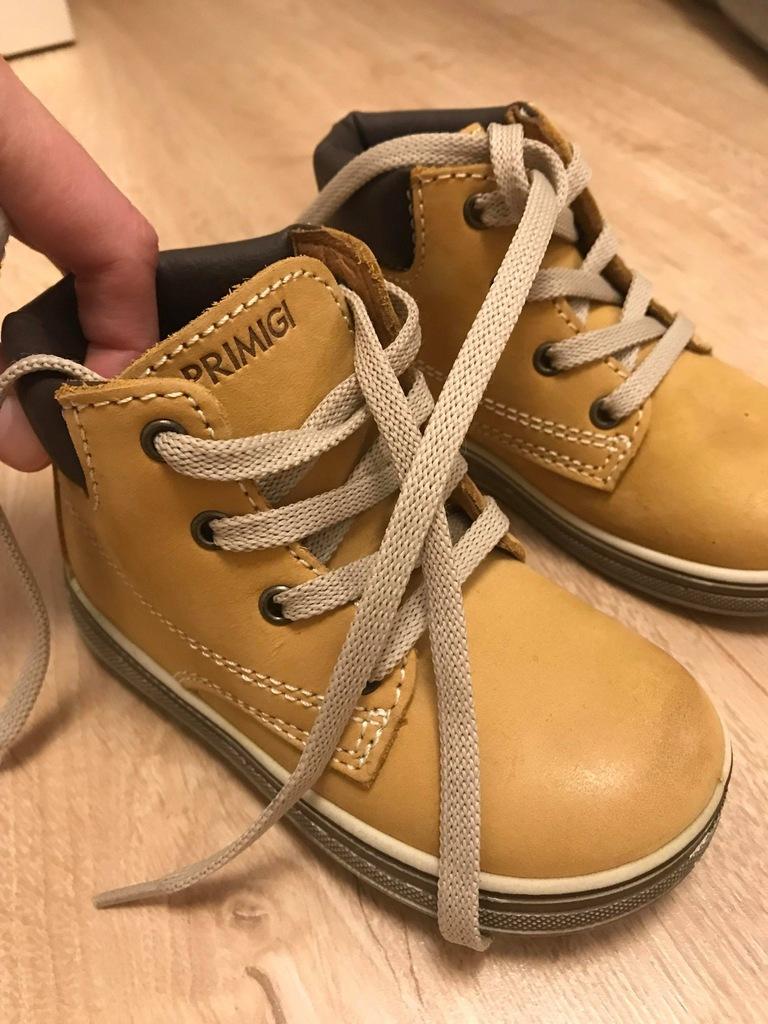 Primigi nowe buciki na wiosnę rozmiar 22