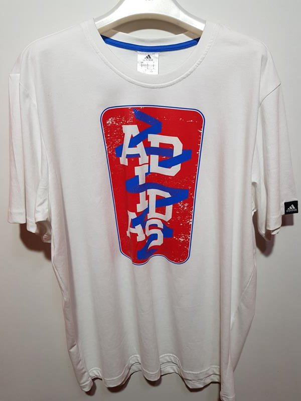 T-Shirt Adidas S00868 roz.L