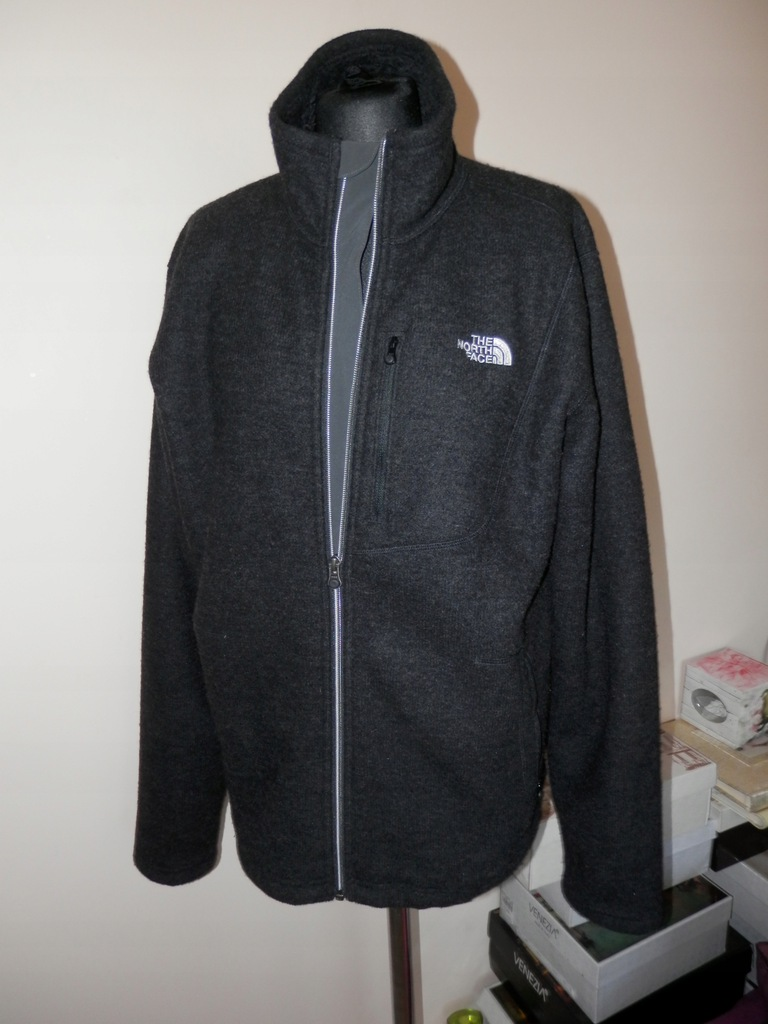 The North Face polar sweter L/G