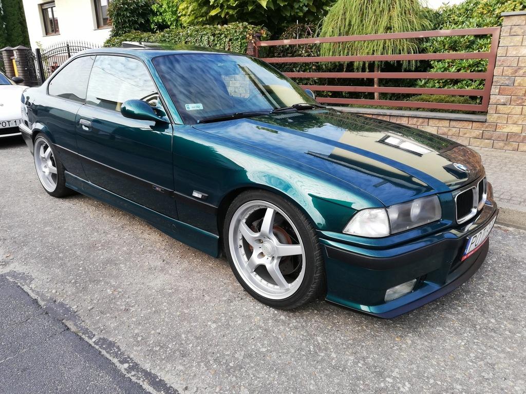 Bmw M3 E36 3 2 Coupe Remus Boston Green 7494582604 Oficjalne Archiwum Allegro