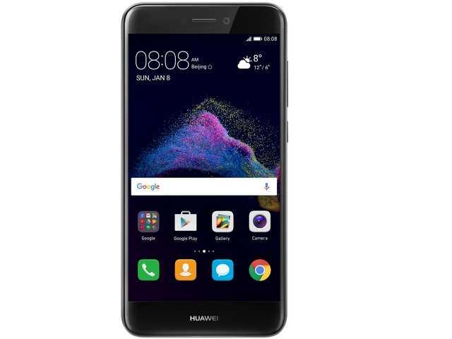 Czarny Smartfon HUAWEI P9 Lite 2017 16GB 3GB LTE