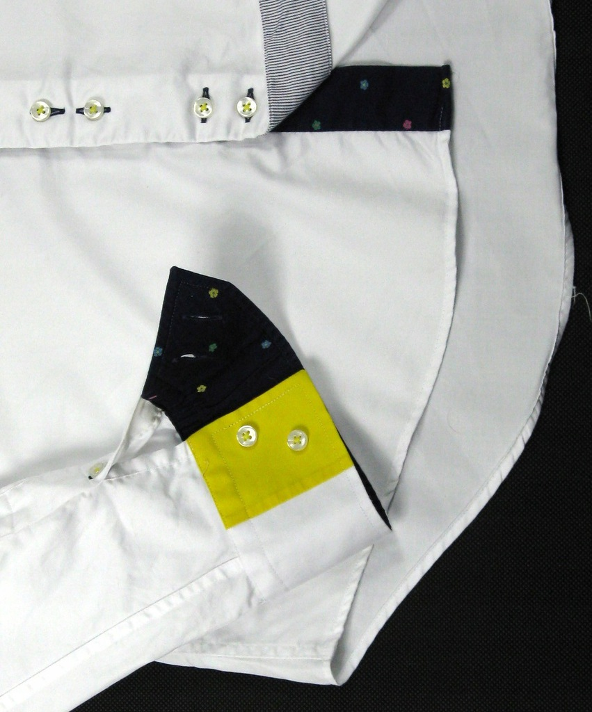7CAMICIE **__L, Slim__Stylowa i piękna koszula 7641112339  pTSVn