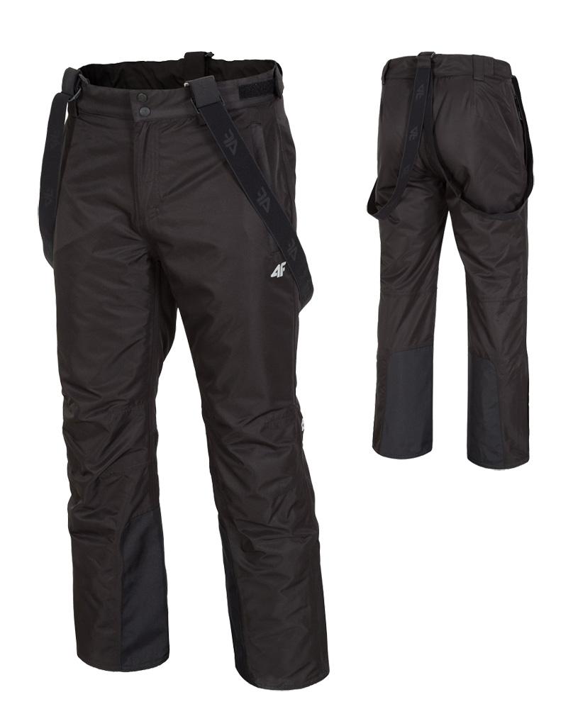 Męskie spodnie narciarskie 4F SPMN001 L 1718