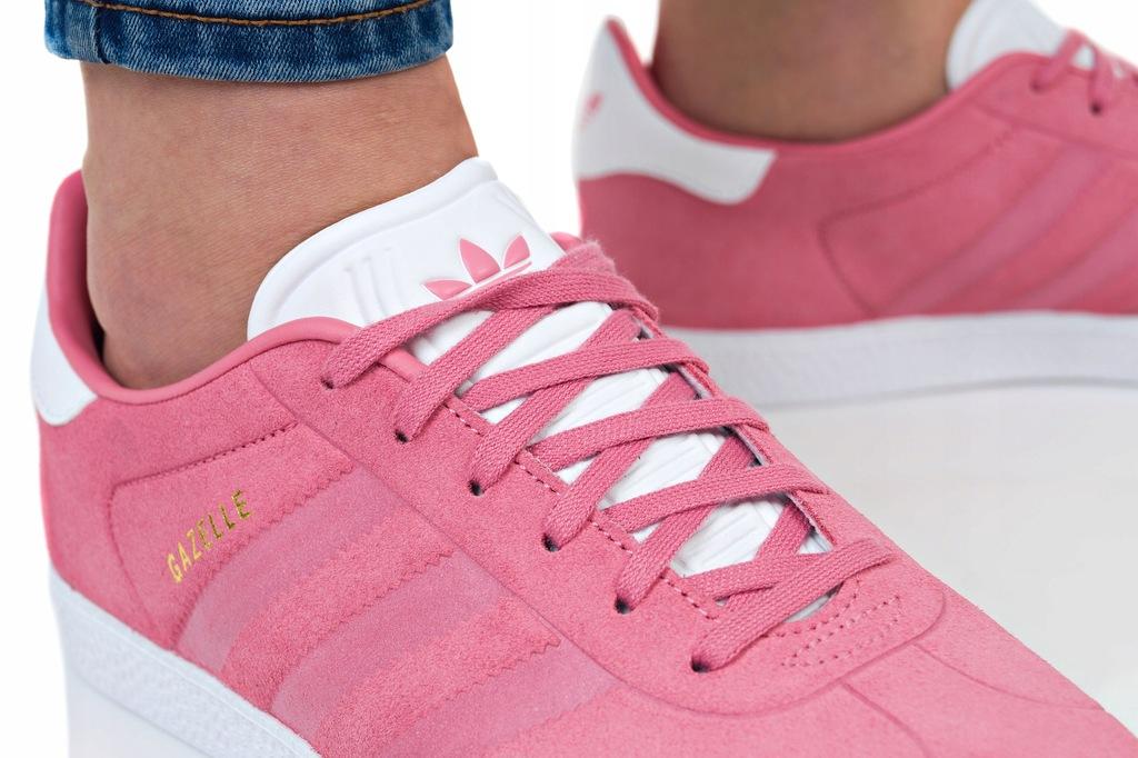 Młodzieżowe trampki adidas Gazelle J CQ2882 CQ2882 | MARKI