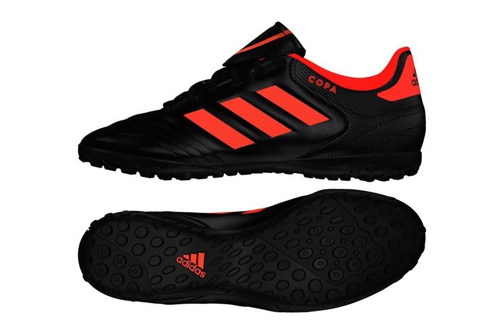 Syntetyk Buty Piłka nożna Turfy Adidas r.46 23