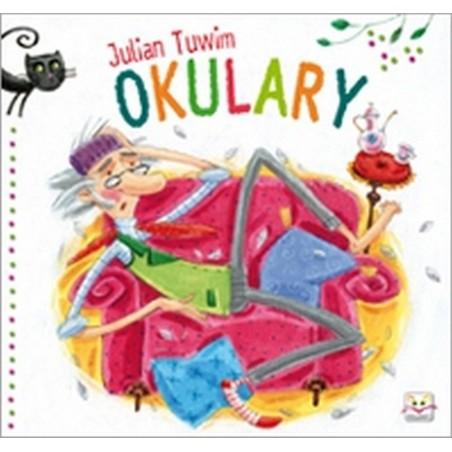 Julian Tuwim Książka Wiersze Okulary