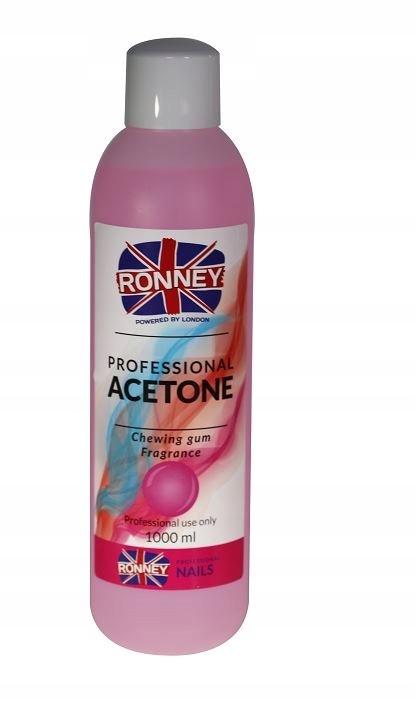 Aceton Remover Guma Balonowa 1000 ml RONNEY