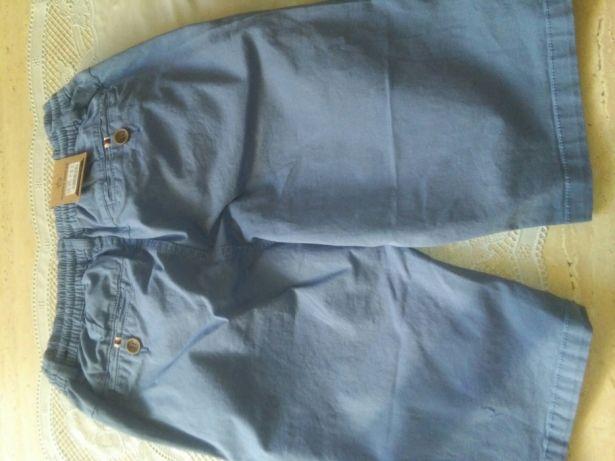 Nowe krótkie spodnie chłopak r. 158 jeans Happy Ho
