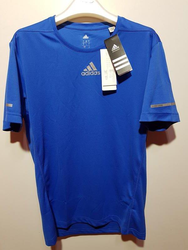 T-Shirt Adidas AA5769 RUN TEEM S
