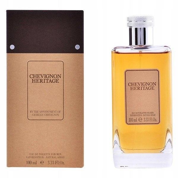 Perfumy Męskie Chevignon Heritage Chevignon EDT 7676460549