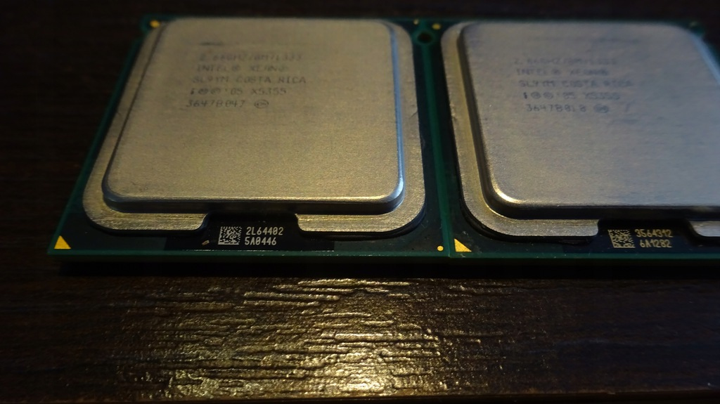 Intel Xeon X5355 4x2,66GHz/8MB/1333 s.771