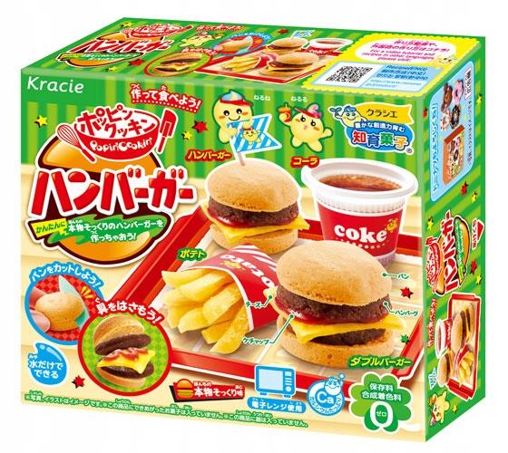 Kracie Popin Cookin Japana Hamburgery Super Cena 7735211765 Oficjalne Archiwum Allegro