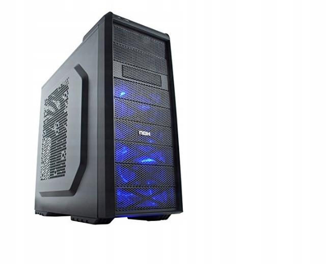 Komputer NOX do gier|12 GB RAM|GTX 960 4GB|1000G